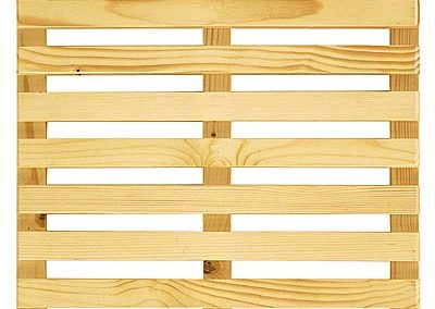 Wooden Shower Grate