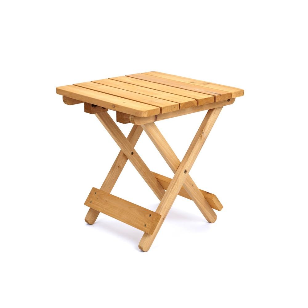 Folding Wooden Table Maison Bricolage